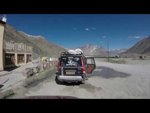 The Long Journey to Zanskar