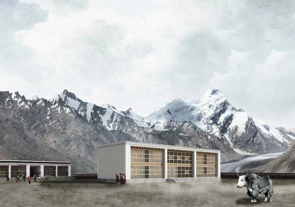 Neues Schulhausprojekt 2013